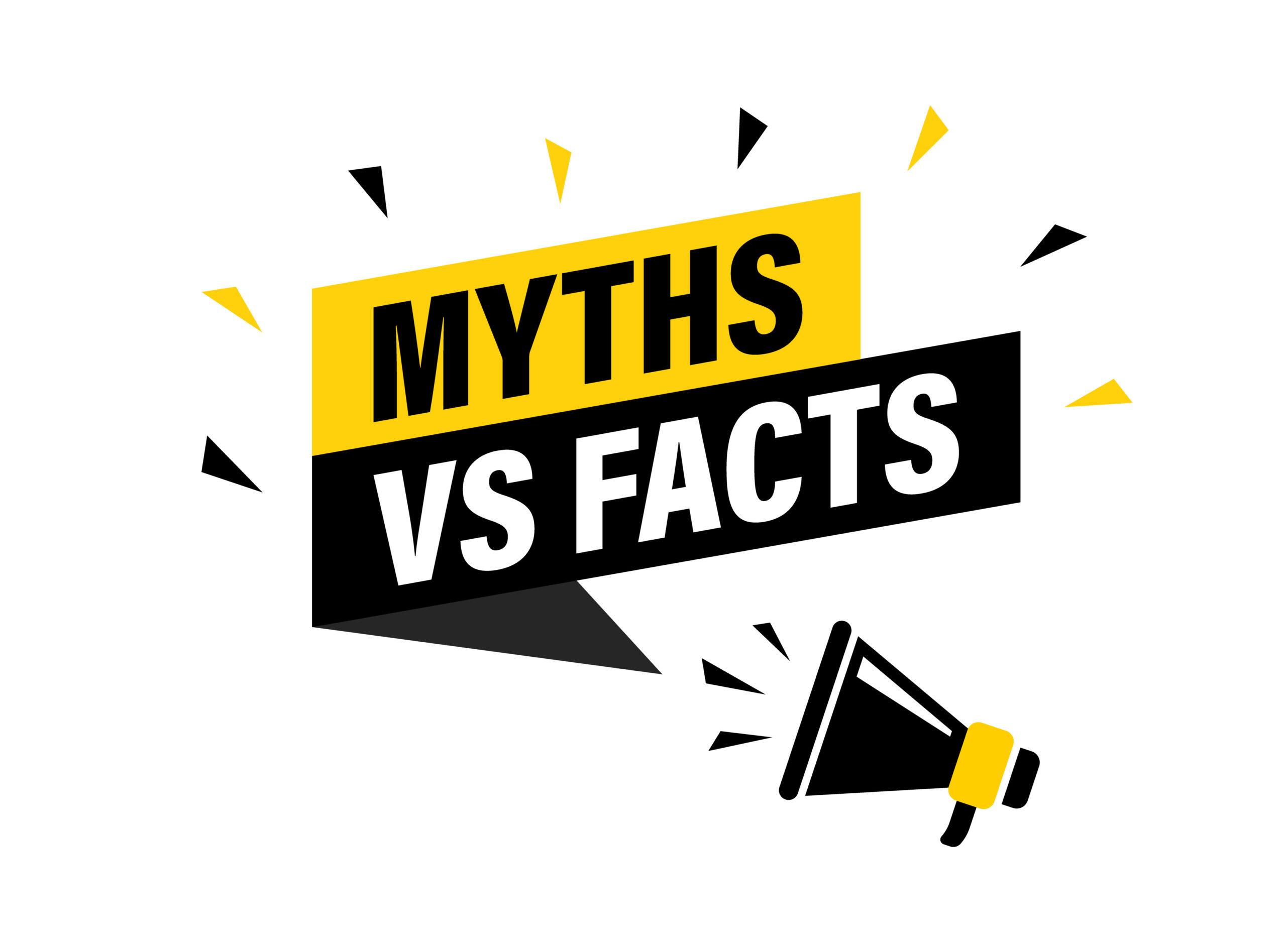 myth vs fact
