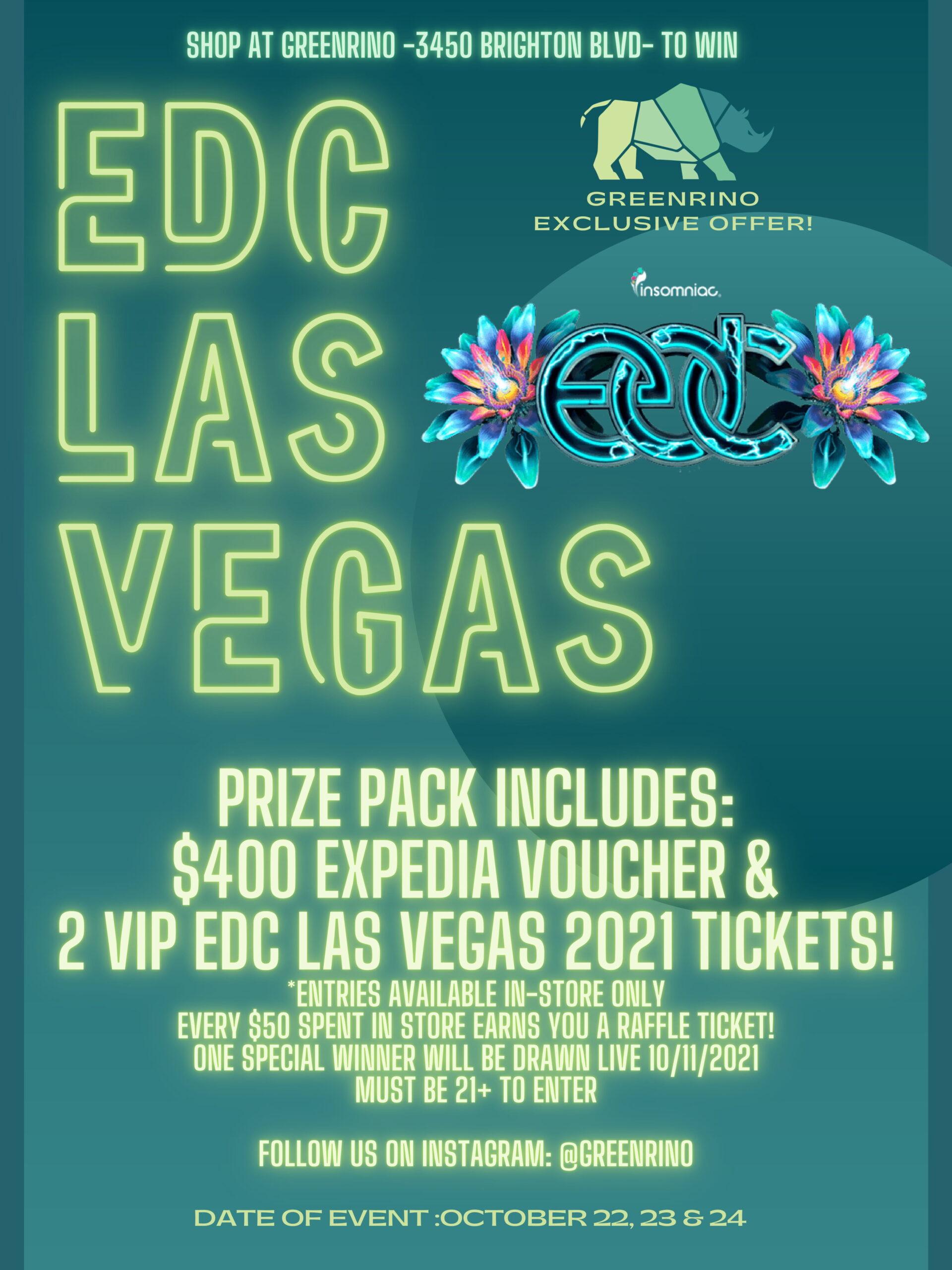 EDC Las Vegas